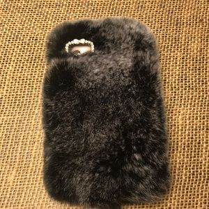 NWOT Velvet Caviar iPhone Case